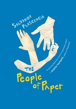 Book The People of Paper by Salvador Plascencia