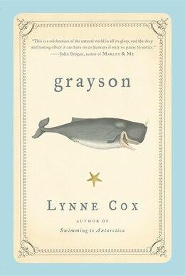 Book Grayson by Lynne Cox