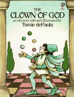 Book The Clown of God by Tomie Depaola