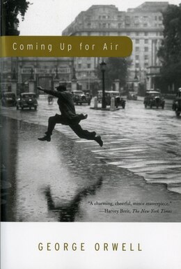 Book Coming up for Air by George Orwell