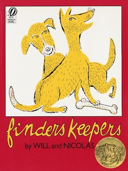 Book Finders Keepers by Will Lipkind