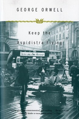 Book Keep the Aspidistra Flying by George Orwell
