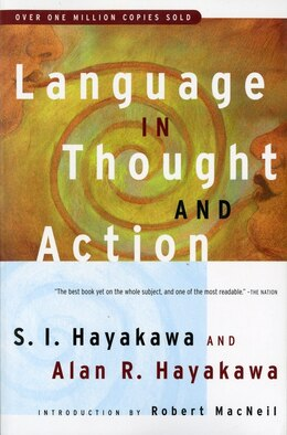 Book Language In Thought And Action: Fifth Edition by S.I. Hayakawa