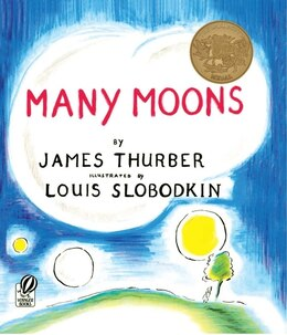 Book Many Moons by James Thurber
