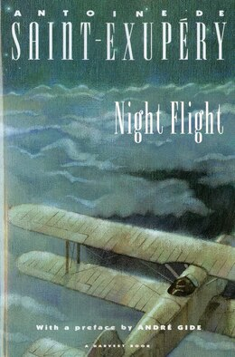 Book Night Flight by Antoine De Saint-exupery