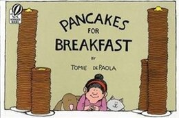 Book Pancakes for Breakfast by Tomie Depaola
