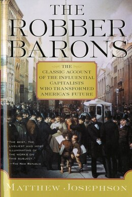 Book The Robber Barons by Matthew Josephson
