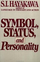Symbol, Status, And Personality