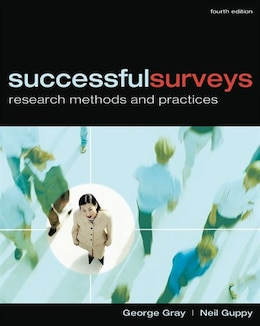 Book Successful Surveys by George Gray