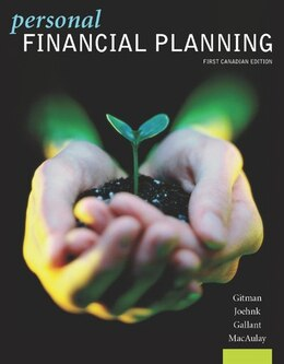 Book PERSONAL FINANCIAL PLANNING by Lawrence J. Gitman