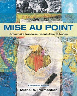 Book Mise Au Point by Michel Parmentier