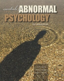 Book Essentials Of Abnormal Psychology by V. Mark Durand