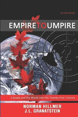 Book Empire To Umpire by Norman Hillmer