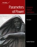 Parameters Of Power: Canada's Political Institutions