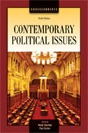 Book Crosscurrents: Contemporary Political Issues by Mark Charlton