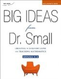Book Big Ideas From Dr. Small Grade K-3: Creating A Comfort Zone For Teaching Mathematics by Marian Small