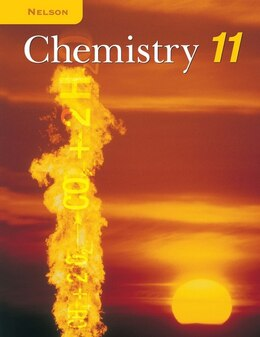 Book Nelson Chemistry 11: Student Text (National Edition) by Frank Jenkins