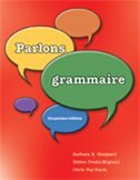 Book Parlons Grammaire by Barbara E. Sheppard