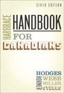 Harbrace Handbook for Canadians: Sixth Edition