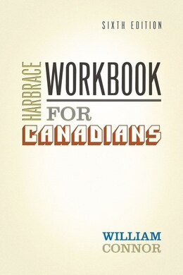 Book HARBRACE WORKBOOK FOR CANADIANS: Sixth Edition by William Connor