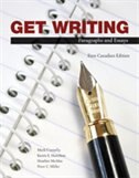 Get Writing: Paragraphs And Essays (includes 2009 Mla Update Card)