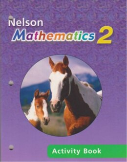 Book Nelson Mathematics (Grade 2): Math Activity Workbook by Marian Small