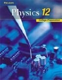 Book Nelson Physics 12: College Preparation: Student Text by Al Hirsch