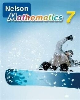 Book Nelson Mathematics Grade 7: Student Text by Marian Small