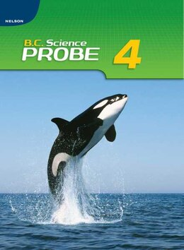 Book Nelson Science Probe 4 BC Edition: Student Text by Anita Chapman