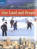 Book Our Land And People: Student Edition by Patricia Shields-ramsay