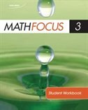 Book Nelson Math Focus 3: Workbook by Marian Small