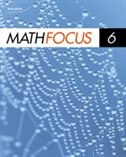 Book Nelson Math Focus 6: Student Book by Marian Small
