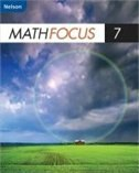 Book Nelson Math Focus 7: Student Book by Marian Small