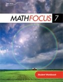 Book Nelson Math Focus 7: Student Workbook by Hope Et Al Hope Et Al