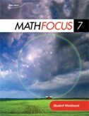 Book Nelson Math Focus 7: Student Workbook by Hope Et Al Hope Et Al