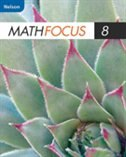 Book Nelson Math Focus 8: Student Book by Marian Small