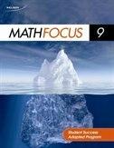 Book Nelson Math Focus 9: Student Success Adapted Program Workbook by Marian Small