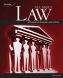 Book All About Law: Exploring The Canadian Legal System by Terry Murphy