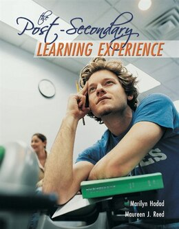 Book Post-secondary Learning Experience by Marilyn Hadad