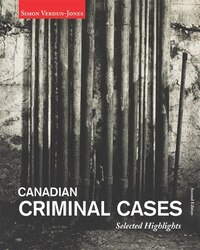 Canadian Criminal Cases: Selected Highlights