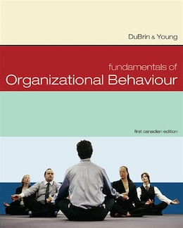 Book Fundamentals Of Organizational Behaviour by Andrew J. Dubrin