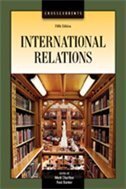 Book Crosscurrents: International Relations by Mark Mark Charlton
