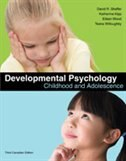 Book Developmental Psychology: Childhood And Adolescence by David R. Shaffer