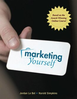 Book Marketing Yourself by Jordan Lebel