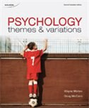 Book Psychology: Themes And Variations by Wayne Weiten