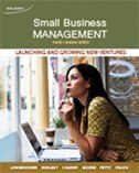 Book Small Business Management: Launching And Growing New Ventures by Justin G. Longenecker