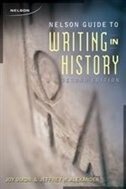 Book Nelson Guide To Writing In History by Jeffrey W. Alexander