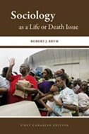 Book Sociology As A Life Or Death Issue by Robert J. Brym