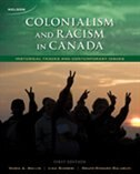 Book Colonialism And Racism In Canada: Historical Traces And Contemporary Issues by Maria A. Wallis