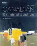 Book Canadian Criminal Justice: A Primer by Curt Griffiths